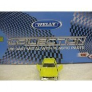 Welly 1/39 Scale Die-Cast And Plastic 1968 Chevrolet Camaro Z28 Pull Back And Go Action