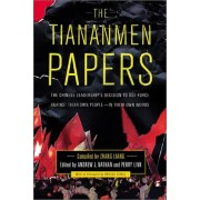 The Tiananmen Papers by Liang Zhang