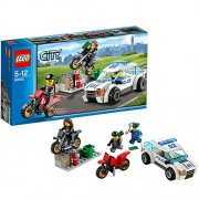 LEGO City - Persecución policial a toda velocidad (60042)