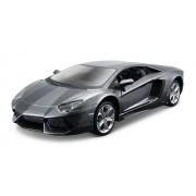 Maisto 1:24 Lamborghini Aventador LP700-4 - Grey