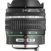 Obiectiv Foto Pentax DA 10-17 f3.5-4.5 SMC ED IF