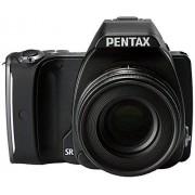 "Pentax 641201 Cámara réflex digital de 20.12 Mp (pantalla 3"", estabilizador, vídeo Full HD), color negro Kit cuerpo cámara con objetivo SMC DA 50mm (importado)"