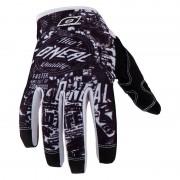 ONeal Jump Wild Glove black/white S MTB Handschuhe