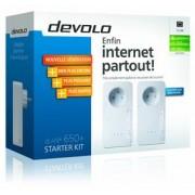 DEVOLO Packe 2 CPL 650Mbps 1xRJ45 Filtrées dLAN 650 Starter Kit
