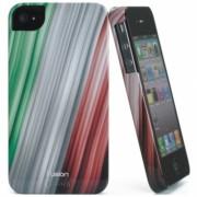 Husa Capac spate Fusion Verde APPLE iPhone 4s, iPhone SE Muvit