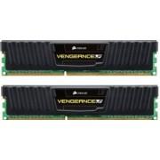 Kit memorie Corsair 2x4GB DDR3 1600MHz Vengeance LP rev A