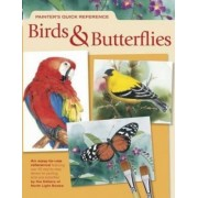 Birds and Butterflies by North Light Books