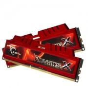 Memorie G.Skill RipJawsX 8GB (2x4GB) DDR3 PC3-17000 CL9 1.6V-1.65V 2133MHz Intel Z97 Ready Dual Channel Kit, F3-2133C9D-8GXL