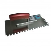 Drisca de gletuit 280x130x0,7mm E8mm inox