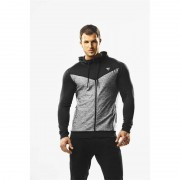 Gorilla Sports Functional Zip Hoody L
