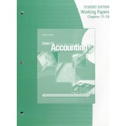 Century 21 Accounting: General Journal, Working Papers, Chs. 17-24 by Claudia Bienias Gilbertson