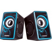 Boxe Stereo 2.0 Marvo SG-201 (Negru/Albastru)
