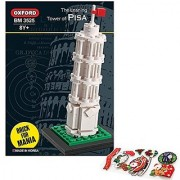 OXFORD The Leaning Tower of PISA Building Block Brick Kit Brick for Mania BM3525