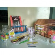 Chemistry Kit for Students for Class 5 to 12 Do It Yourself (DIY) Science Kit