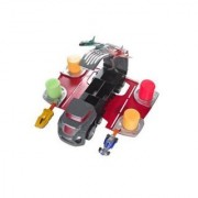Mattel Hot Wheels Super Slammers Big Rig Launcher