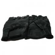 Skórzane rękawiczki motocyklowe