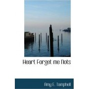 Heart Forget Me Nots by Amy E Tamphell
