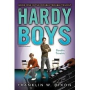 Double Trouble: Hardy Boys: Undercover Brothers #25 by Franklin W. Dixon