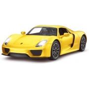 Jamara Porsche 918 Spyder - RC Auto - Geel