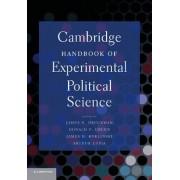 Cambridge Handbook of Experimental Political Science by James N. Druckman