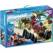 Playmobil 626560 - Superset Fortaleza Pirata
