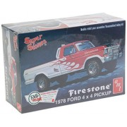 Round2 Amt858-1/25 1978 Lot De Ford Pick-Up-Round2