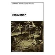 Excavation by Steve Roskams