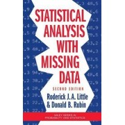 Statistical Analysis with Missing Data by Roderick J. a. Little