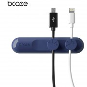 Bcase Tup Organizador De Cables De Datos 4 Botón Magnético Multipurpose Clip De Cable De Escritorio