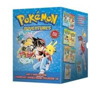Pokemon Adventures Red & Blue Box Set: Volumes 1-7