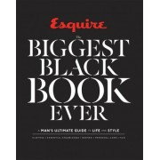 Esquire The Biggest Black Book Ever by Esquire