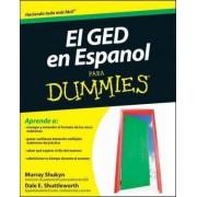 El GED en Espanol Para Dummies by Murray Shukyn