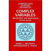 Complex Variables by Mark J. Ablowitz
