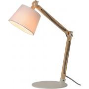 Lucide Olly - Bureaulamp - Wit