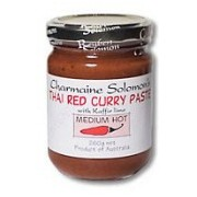 Thai Red Curry Paste 260g - Charmaine Solomon