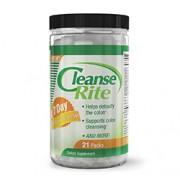 CLEANSE-RITE Sistema Purificante del Colon di 7 Giorni 21 Confezioni
