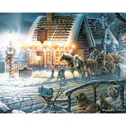 "White Mountain Puzzles - Jigsaw Puzzle 1000 Pezzi 24""X30""-Sweet Memories"