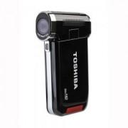 Toshiba CAMILEO P20 - Caméscope - Haute définition - 5.0 MP - flash 128 Mo - carte Flash - noir