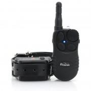 Collier de dressage pour chien sans-fil avec 1 récepteur - Vibration / Choc électrique / Bruit
