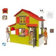 Casuta De Joaca Smoby Duplex Cu Etaj 320021
