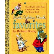 Little Golden Book Favorites by Richard Scarry