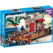 Super set tvrđava Playmobil, PM-6146