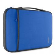 Belkin B2B081-C01 Borsa per Notebook fino a 11 Pollici, Blu