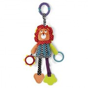 Mamas & Papas Babyplay Taggie Lion Toy