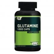 Glutamine - 1000mg, 240 Caps