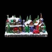 Eminza Villaggio di Natale luminoso e musicale Casa Kiara