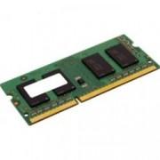 KINGSTON - 4GB 1600MHZ DDR3 NON-ECC CL11 SODIMM SR X8 - KVR16S11S8/4