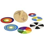 Hape Color Swirl-A-Top Display (8 Piece)