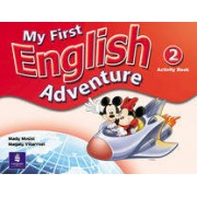 My First English Adventure. 2. Activity Book