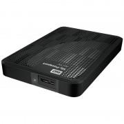 Hard disk extern WD My Passport AV-TV 1TB 2.5 inch USB 3.0 Black